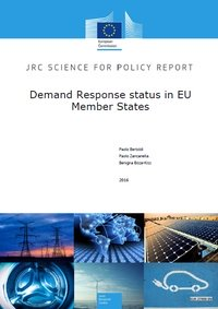 Demand response status in EU Member States
