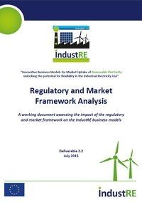 Regulatory and Market Framework Analysis