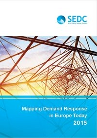 Mapping Demand Response in Europe Today