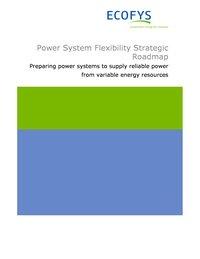 Power System Flexibility Strategic Roadmap