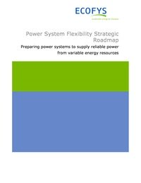 Power System Flexibility Strategic Roadmap